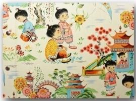 Kiekeboek Kimono Kids Oriental