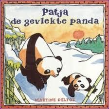 Patje de gevlekte Panda
