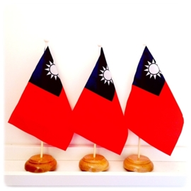 Zwaaivlaggetjes TAIWAN
