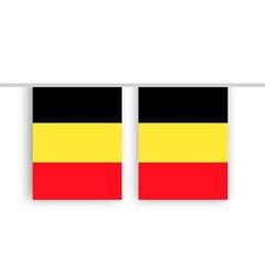 Vlaggenlijn BELGIE stof