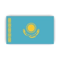 Vlag Kazachstan