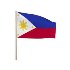 Zwaaivlaggetjes FILIPIJNEN