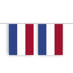 Vlaggenlijn NEDERLAND stof