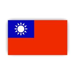Vlag Taiwan
