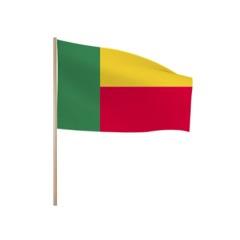 Zwaaivlaggetjes Benin