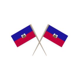 Cocktailprikkers HAITI