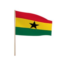 Zwaaivlaggetjes Ghana