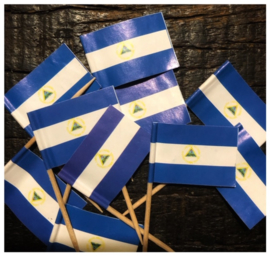 Cocktailprikkers NICARAGUA
