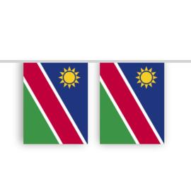 Vlaggenlijn NAMIBIA stof