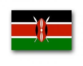 Vlaggetjes KENIA