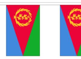 Vlaggenlijn ERITREA stof