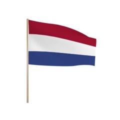 Zwaaivlaggetjes Nederland