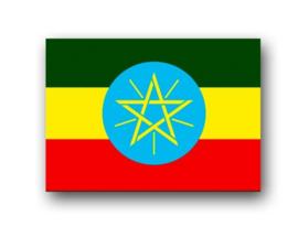 Vlaggetjes ETHIOPIE