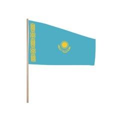 Zwaaivlaggetjes Kazachstan