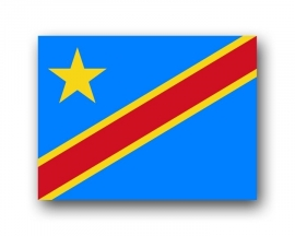 Vlaggetjes CONGO