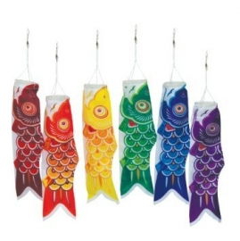 Koi Windsock