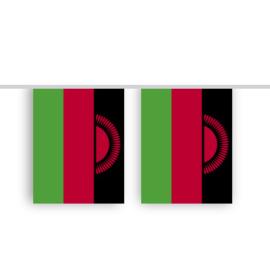 Vlaggenlijn MALAWI stof