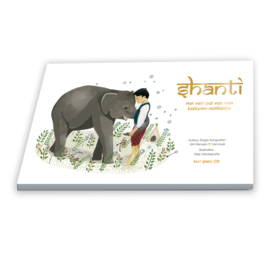 Shanti ( kinderboek + CD)
