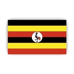 Vlag Oeganda