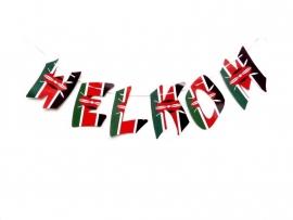 WELKOM banner Kenia