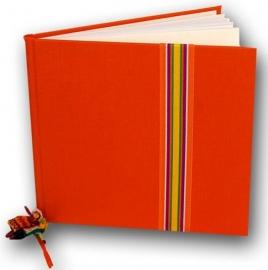 Reisdagboek Sol y Sombrero Oranje