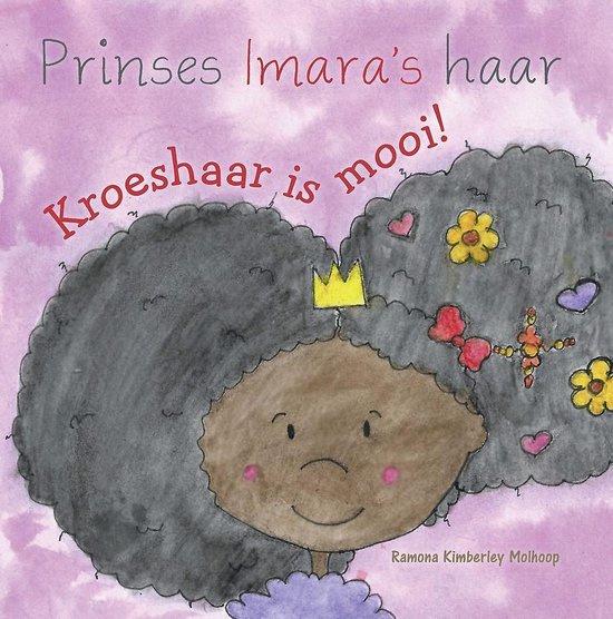 Prinses Imara's haar, kroeshaar is mooi (4+)