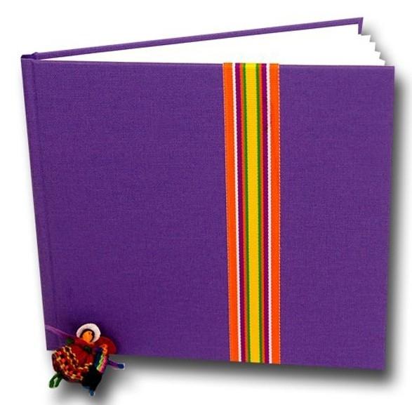 Reisdagboek Sol y Sombrero Paars