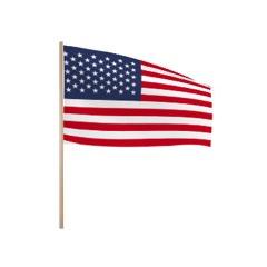 Zwaaivlaggetjes USA