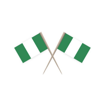 Cocktailprikkers NIGERIA