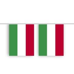 vlaggenlijn HONGARIJE stof