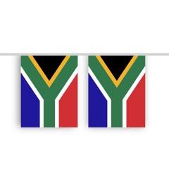 Vlaggenlijn ZUID-AFRIKA stof