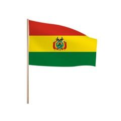 Zwaaivlaggetjes Bolivia
