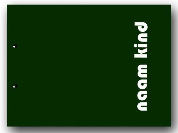 Kiekeboek GROEN