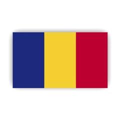 Vlag Romenie