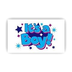 Vlag It's a Boy / Girl
