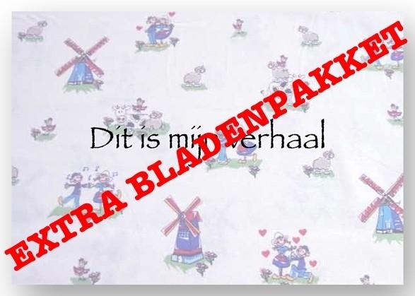 Extra Bladen  Holland