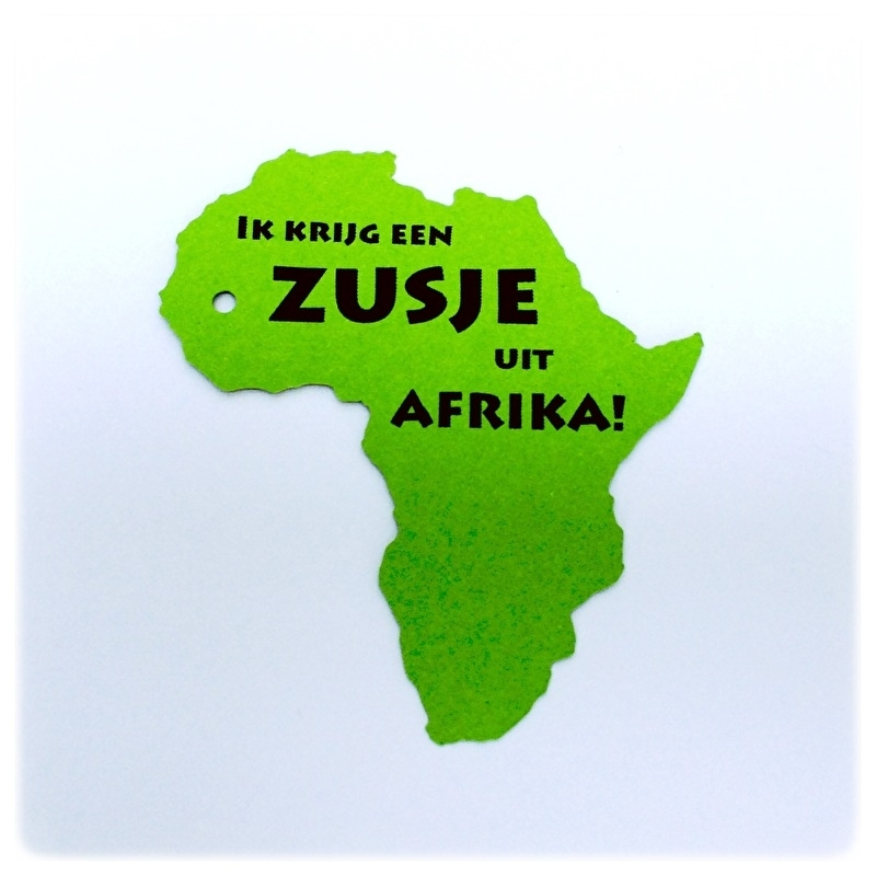 Zusje Afrika