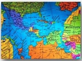 Kiekeboek World map