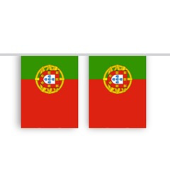Vlaggenlijn PORTUGAL stof