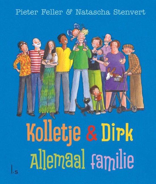 Kolletje en Dirk, allemaal familie (4+)