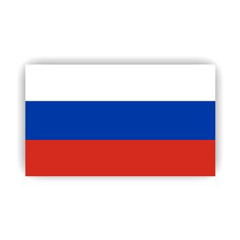 Vlag Rusland