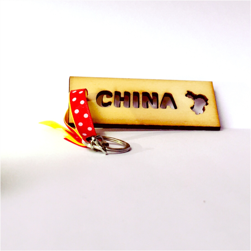 Tashanger - China