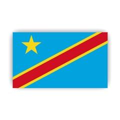 Vlag DR Congo