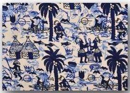 Kiekeboek African Blue