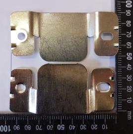 Elementverbinder Uni, per set van 2 stuks