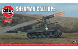 Airfix A02334V Sherman Calliope