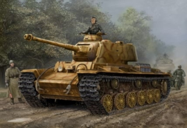 Hobby Boss 84818 German Pz.Kpfw KV-1 756(r) Tank