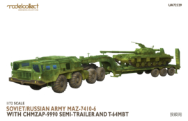 Modelcollect UA72329 Soviet/Russian Army MAZ-7410-6