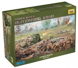 Zvezda 6192 Blitzkrieg 1940