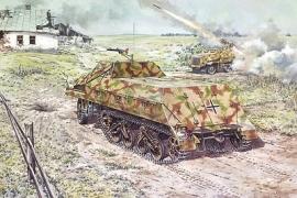 Roden 722 Mun.Sd.Kfz.4/1
